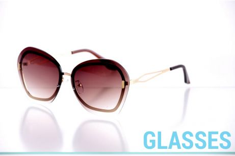 Женские классические очки 1921brown