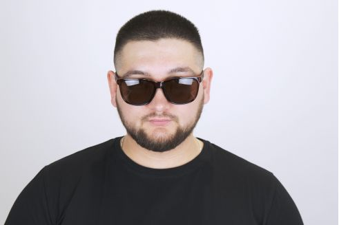 Мужские классические очки 5032-brown